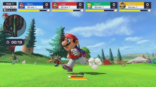 Here's everything you need to know about the newest Mario Golf game