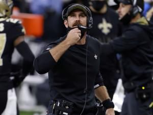 AP sources: Saints' Nielsen passes on LSU job, stays in NFL