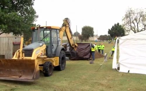Remains of at least 10 people found in Tulsa search for 1921 race massacre victims