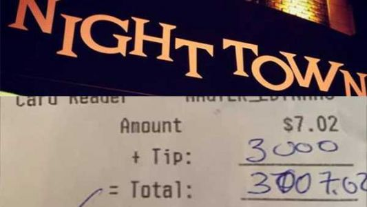Man leaves $3K tip for a beer as Ohio restaurant closes for virus