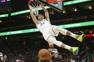 Antetokounmpo, Bledsoe spark Bucks to win over Hawks