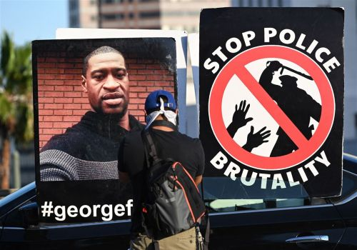 House passes expansive policing overhaul bill named in honor of George Floyd
