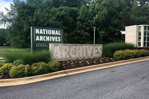 Virginia man sentenced for stealing WWII dog tags from National Archives
