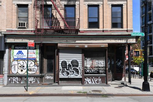 New York's lockdown self-harm and other commentary