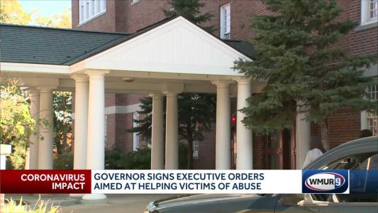 Governor signs executive orders aimed at helping victims of abuse