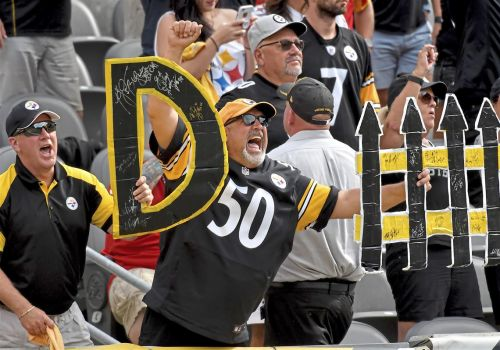 What home-field advantage can the Steelers have at an empty Heinz Field?