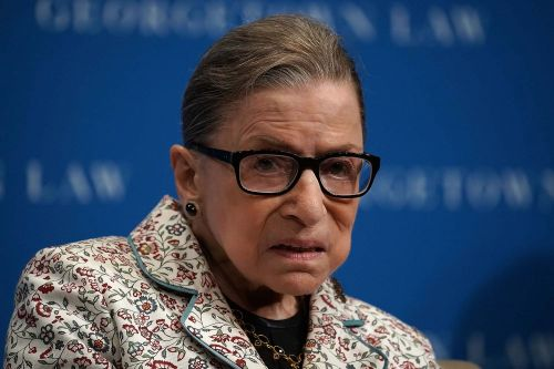 Ruth Bader Ginsburg treated for malignant tumor on pancreas
