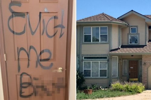 'Your own little slice of hell' home lists for $590K cash