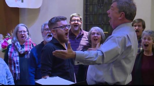 Father, son production coming to Kauffman Center