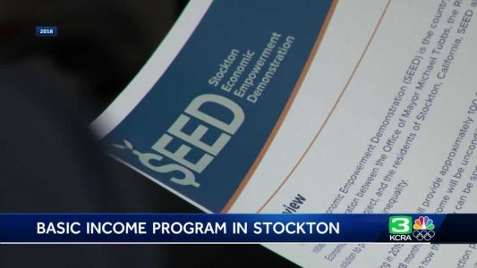 Study: Employment rose among those in free money experiment in Stockton