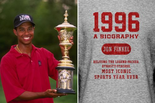 How Tiger, MJ and the Williams sisters changed pro sports in 1996