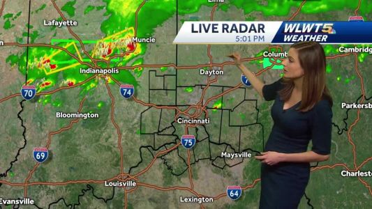 Strong to severe storms expected Saturday