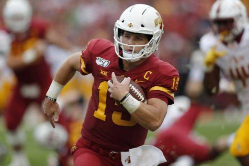 Purdy's six TDs lead Iowa State to 72-20 pounding of UL-Monroe
