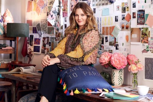 Drew Barrymore swears by this $9 hair tool