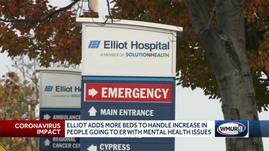 Elliot Hospital expands number of beds available for mental health care