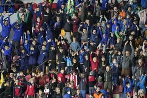 Czechs want Scottish FA to apologize for insulting kid fans