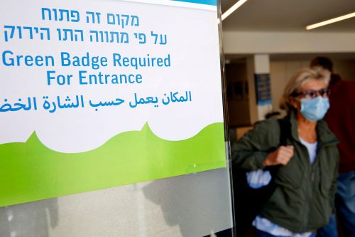 Israel to share names of people not vaccinated against COVID-19