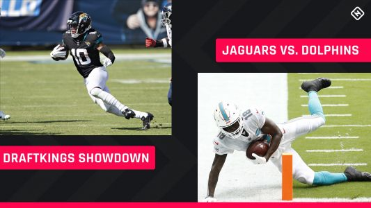 Thursday Night Football DraftKings Picks: NFL DFS lineup advice for Week 3 Jaguars-Dolphins Showdown tournaments