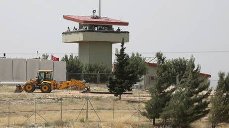 Turkey fuming after Syrian airstrike on convoy in Islamist-held Idlib province