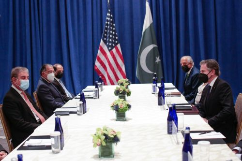 Report: U.S. nears formal agreement to use Pakistan's airspace