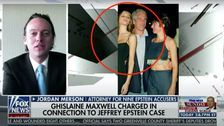 Fox News Edits Trump Out Of Jeffrey Epstein Photo - Leaves In Melania