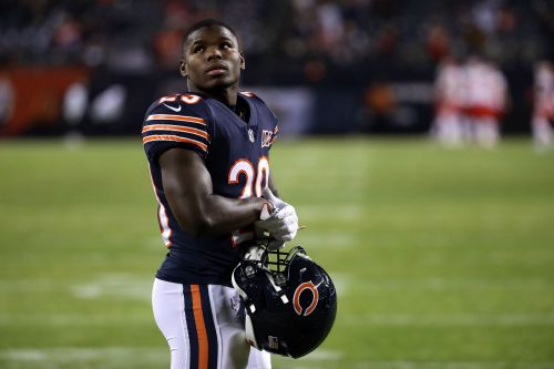 Bears' Tarik Cohen mourns death of twin brother Tyrell
