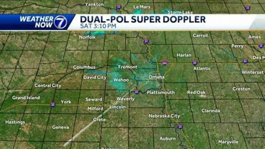 Windy afternoon, severe storms possible south tonight