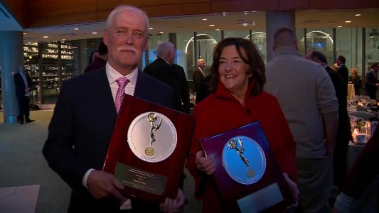 Chronicle's longtime leaders inducted into Silver Circle