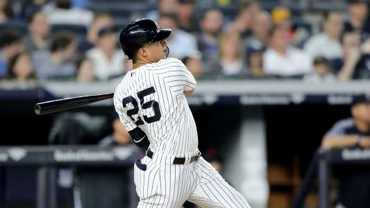MLB wrap: Gleyber Torres' home run lifts Yankees to win over Angels