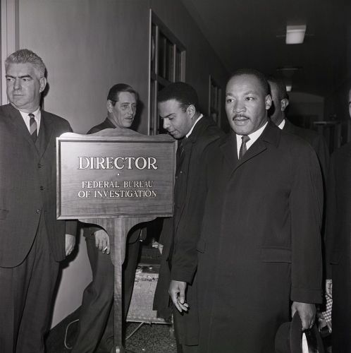 FBI 'Honors' Martin Luther King After Spying On Him And Creating COINTELPRO