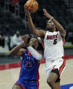 Heat rout Pistons 120-107 with several key players out