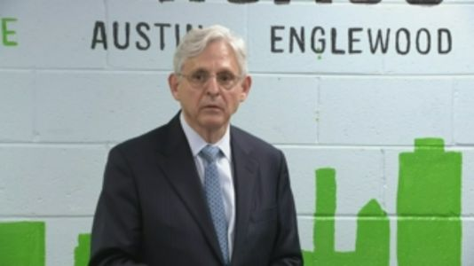 AG Garland discusses new gun trafficking strike forces in Chicago visit