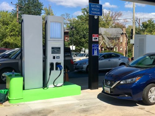 A Maryland gas station became the first EV charging station in the US that converted from selling oil - here's how it's doing
