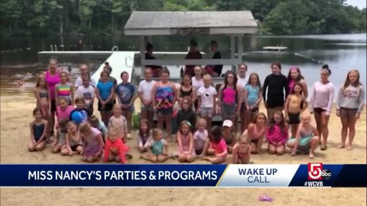 Wake Up Call: Miss Nancy's Parties & Programs