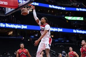 Wizards give Gafford 3-year, $40.2M extension through 2026