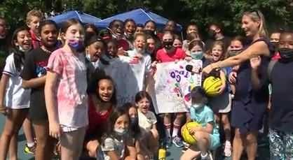 Dorchester Boys and Girls Club ready to cheer on local Olympic hero