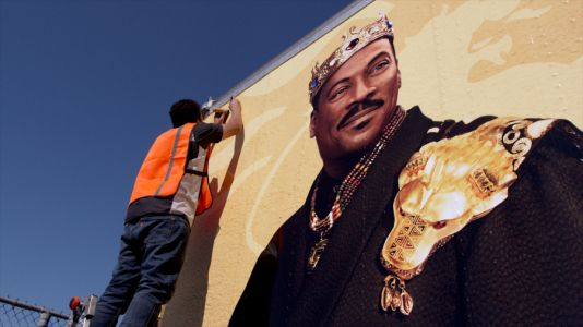 Amazon's fleet honors 'Coming 2 America' and King Akeem in a big way