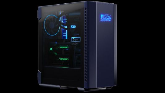 Falcon Northwest Talon gaming PC review - AMD is back in 20th anniversary edition