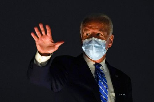 Biden defends decision by Trump's doctors to withhold medical information