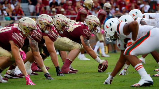 What channel is Miami vs. Florida State on today? Time, TV schedule to watch 2020 rivalry game