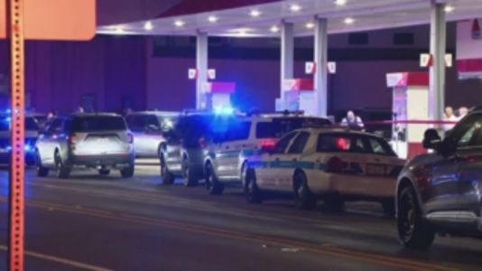 Two Chicago police officers shot amid pursuit in Lyons