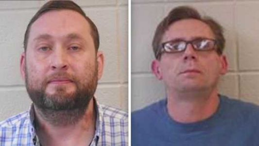 Two chemistry professors arrested, accused of making meth