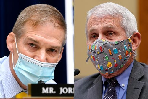 Dr. Fauci, Rep. Jordan clash on post-COVID reopening