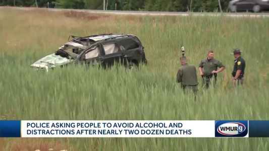 21 people killed on NH roads in past 30 days, police say