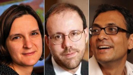 Harvard, MIT economists receive Nobel Prize for their work on how to reduce poverty