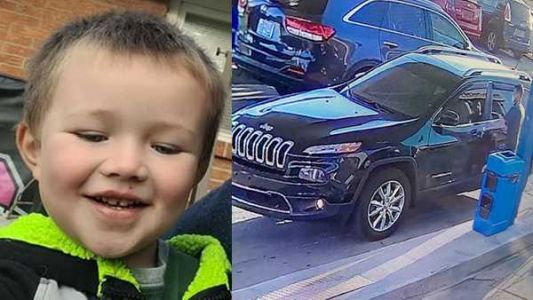 Man steals car with 4-year-old child inside at Columbus gas station