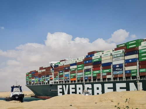 Ever Given Ship Freed From Suez Canal After 7 Days of Blocking Traffic
