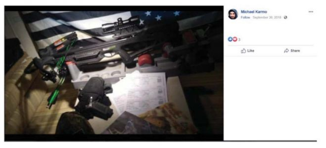 Missouri men arrested on federal firearms charges for allegedly traveling to Kenosha to 'pick people off'