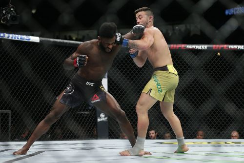 Aljamain Sterling not willing to be 'yes man' during pandemic: 'I'm worried about my health'