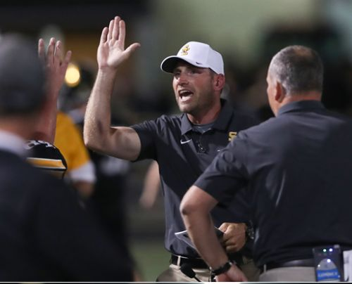 Why the new Ames football coach feels right at home